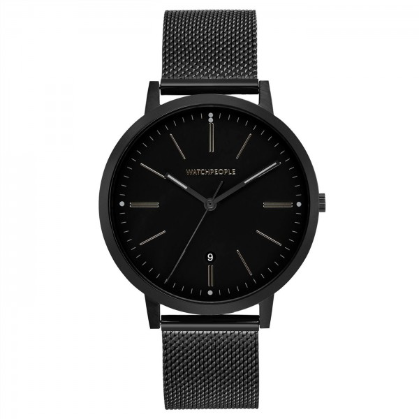 HIDDEN BLACK - 39 mm